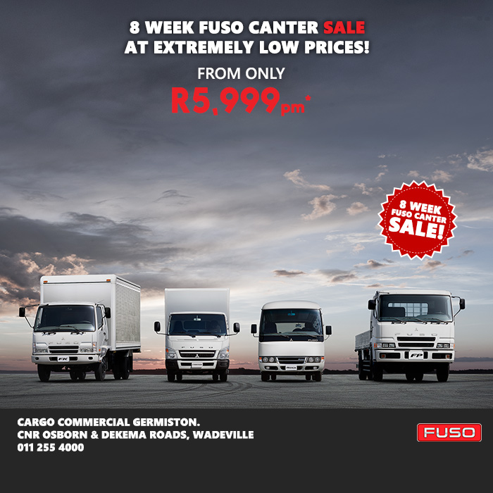 Fuso Canter Mobile1