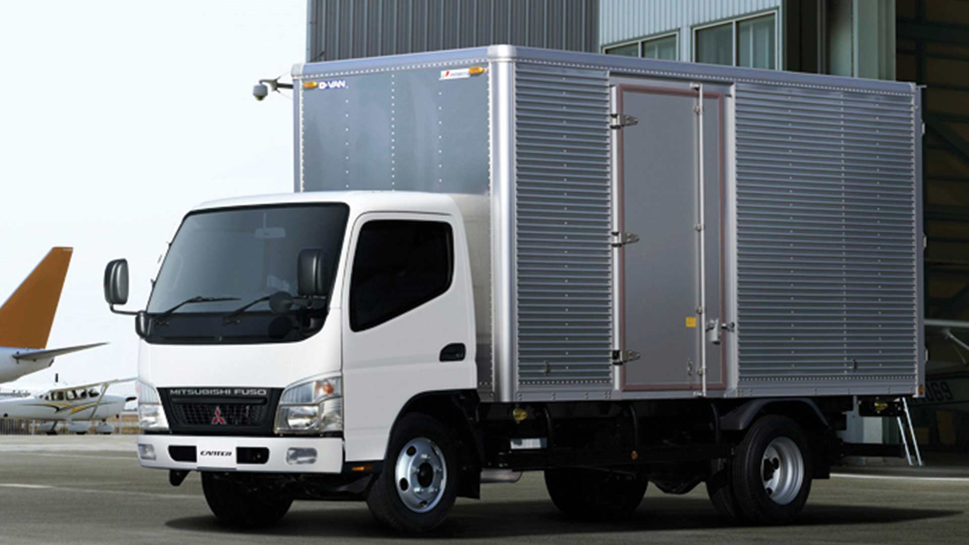 Fuso Canter TD