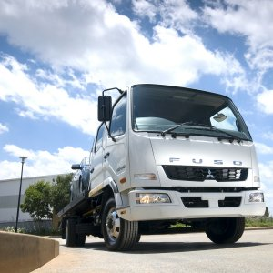 Fuso Fighter Introduction