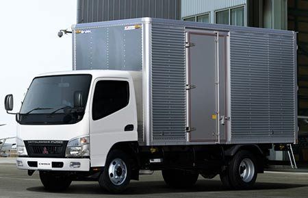 FUSO Canter (TD)